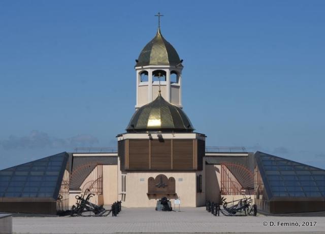 St.Nicholas Church (Odessa, Ukraine, 2017)