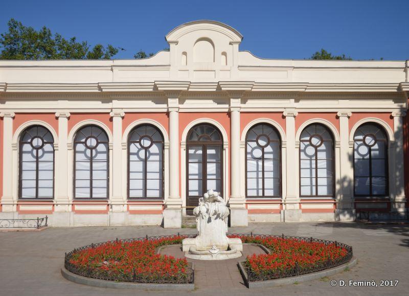 Archeological museum (Odessa, Ukraine, 2017)