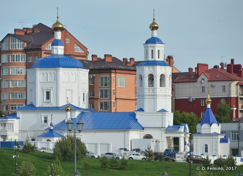 Annunciation Cathedral (Kazan, Russia, 2017)