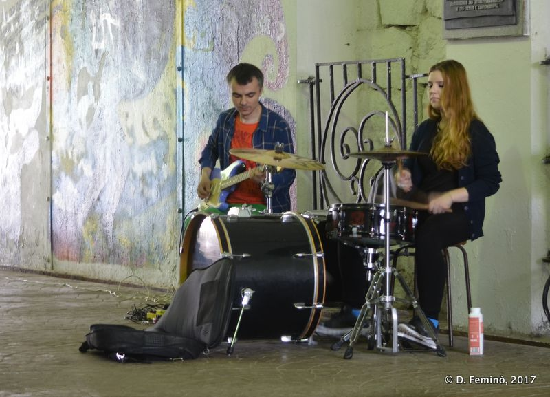 Buskers (Yekaterinburg, Russia, 2017)