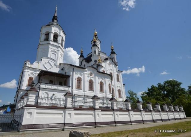Saint Sofia's Cathedral (Tobolsk, Russia, 2017)