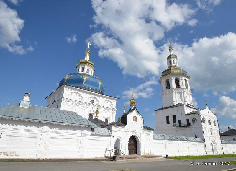 Znamenski monastery (Abalak, Russia, 2017)