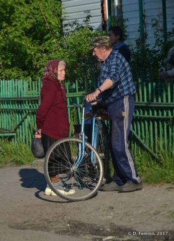 Ordinary life (Abalak, Russia, 2017)