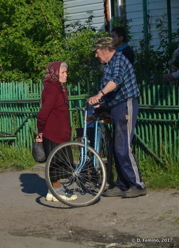Ordinary life (Abalak, Russia, 2017)