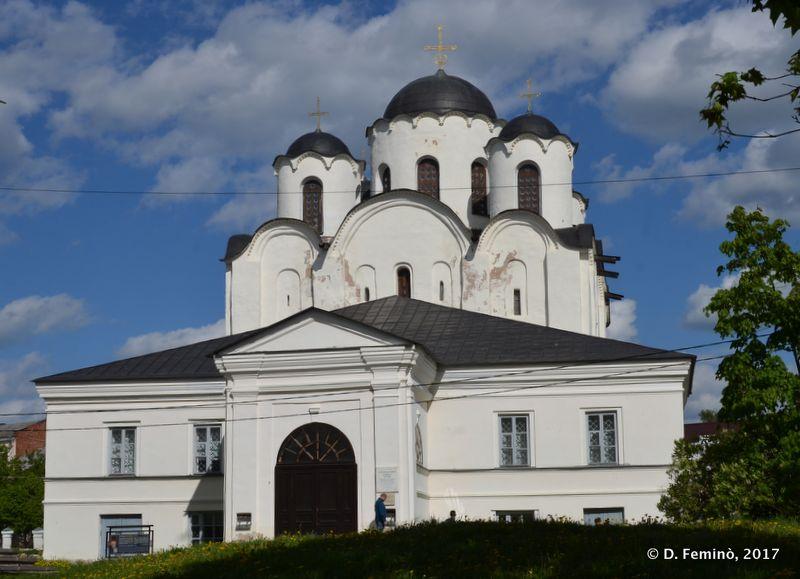 Saint Sophia's Cathedral (Novgorod, Russia, 2017)