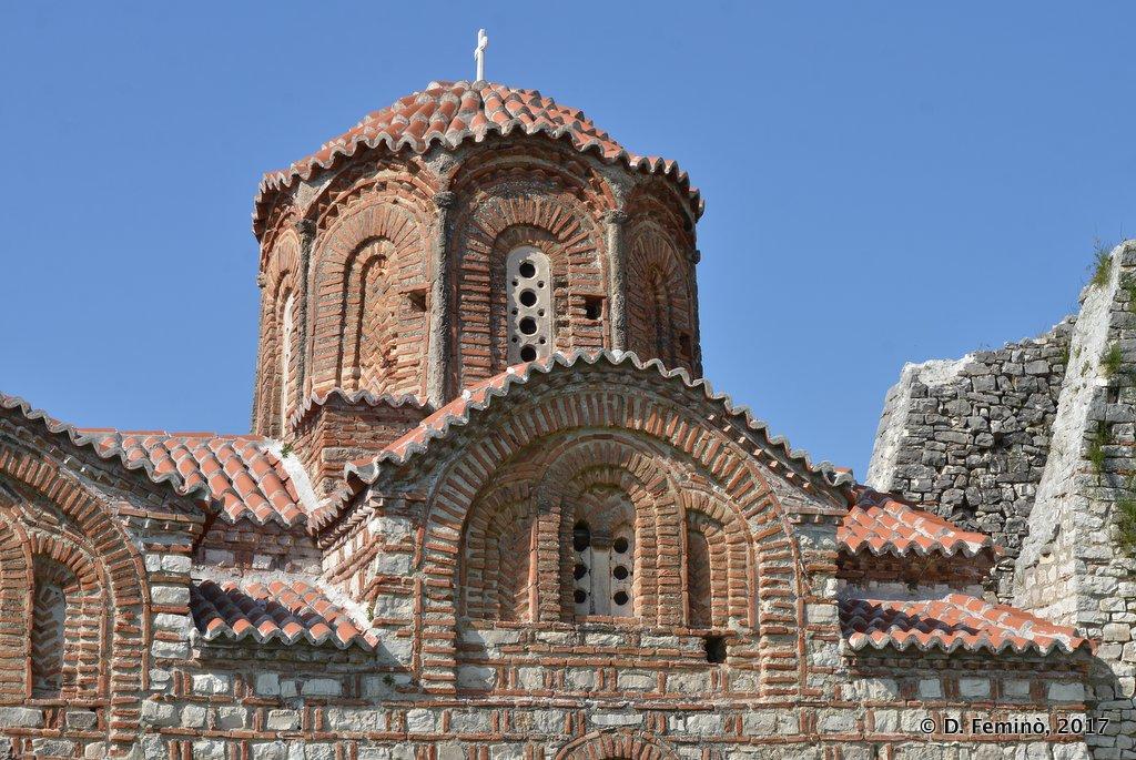 Berat, Holy trinity church