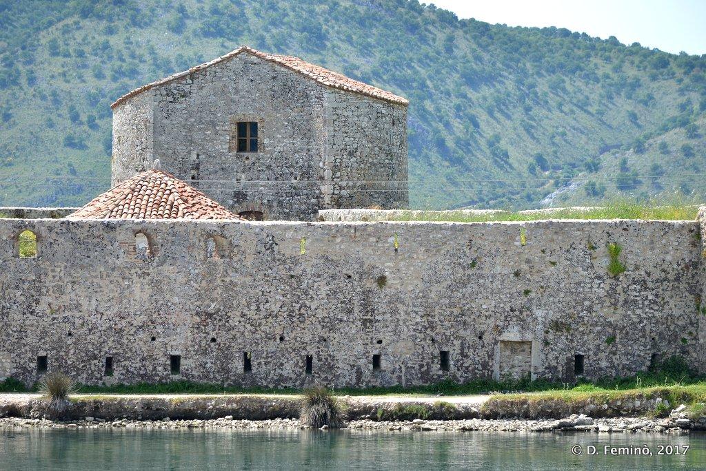 Butrint, Venetian castle