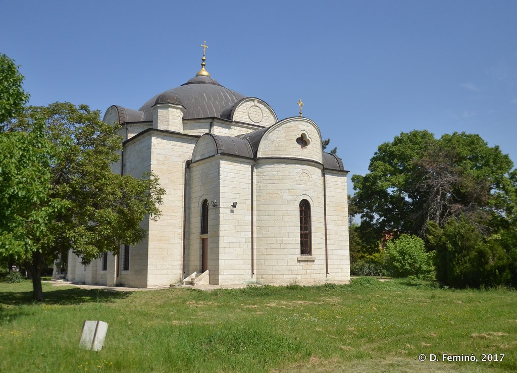 Uzundzhovo, Bulgaria, Church of the Dormition of the Holy Mother of God