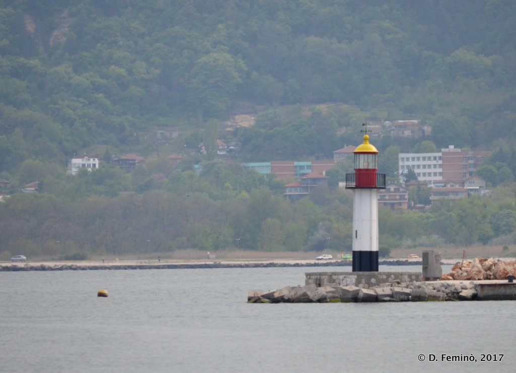 Varna, Bulgaria, The lighthouse