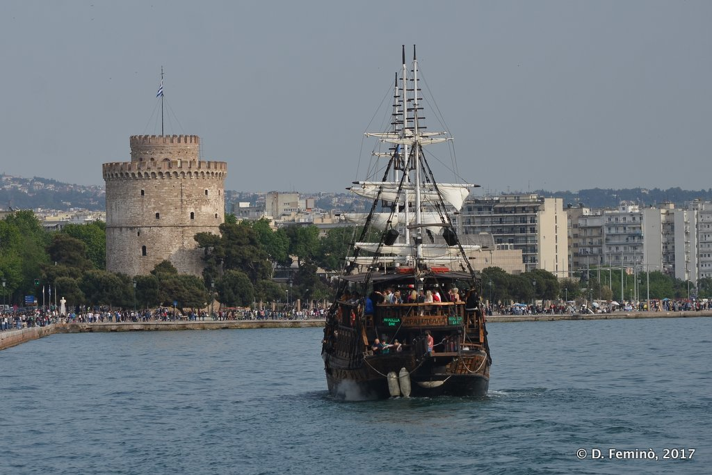 Thessaloniki, Greece,