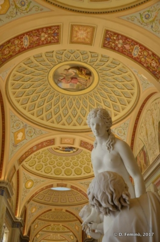 Interiors of Winter Palace