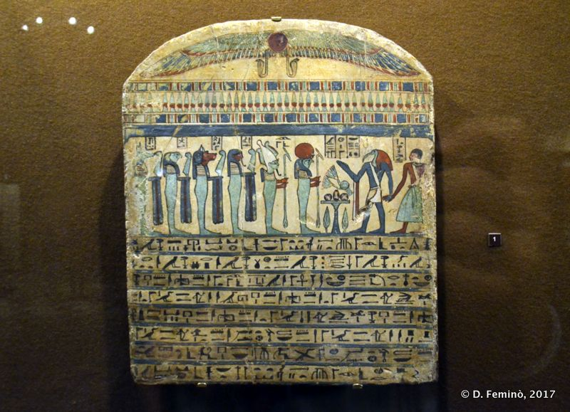 Ancient Egypt Tablet