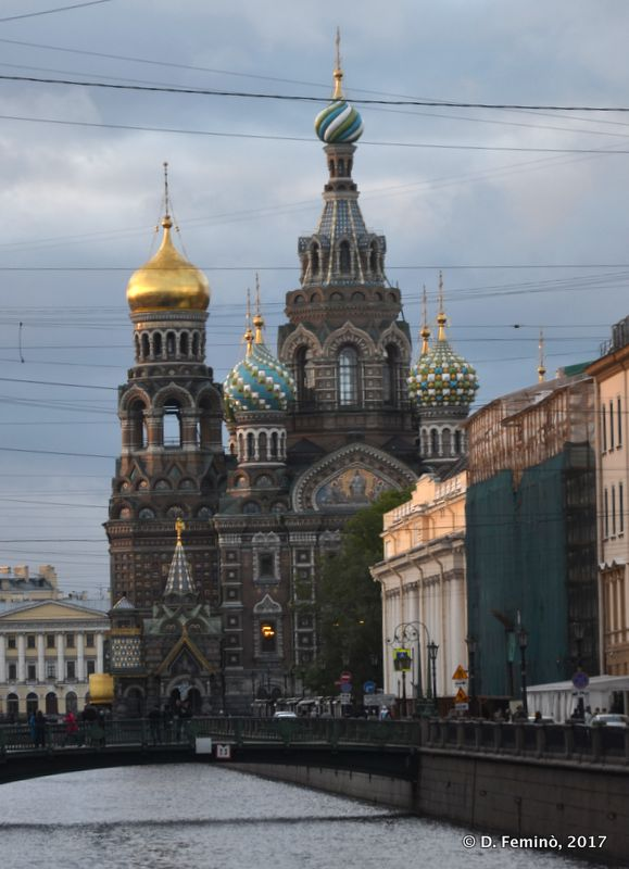 Church of the Savior on Spilled Blood (Saint Petersburg, Russia, 2017)