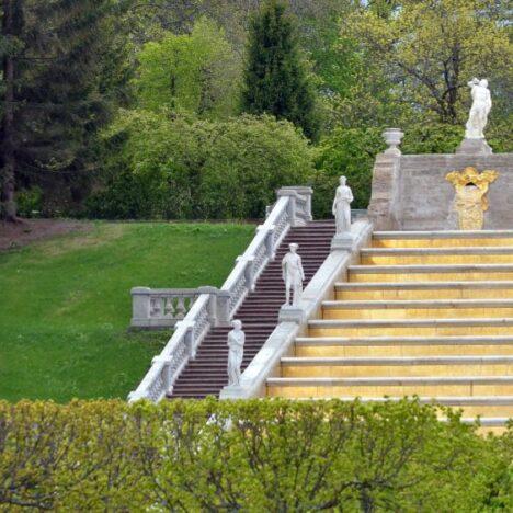 Peterhof palace photos
