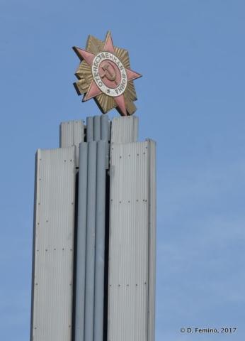 Old symbols (Novosibirsk, Russia, 2017)