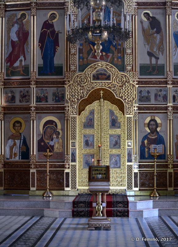 Alexandr Nevsky Cathedral (Novosibirsk, Russia, 2017)