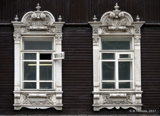 More windows (Novosibirsk, Russia, 2017)