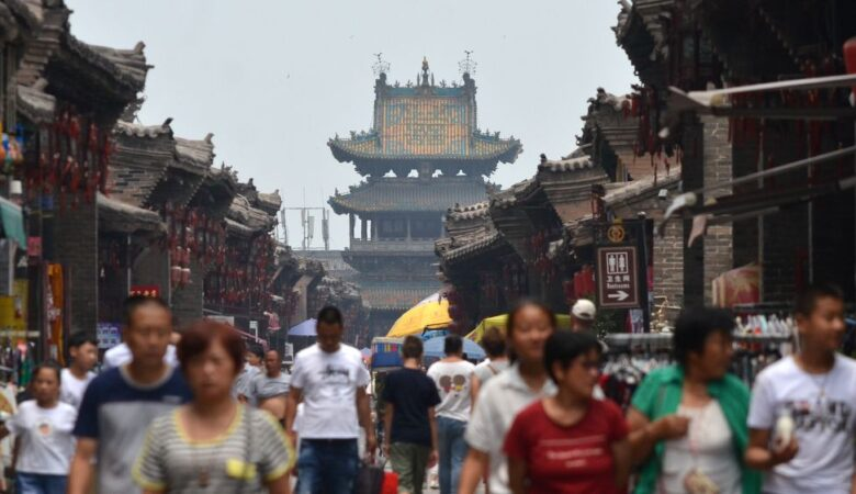 The old town of Pingyao