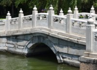 Bridge in Beihai Park