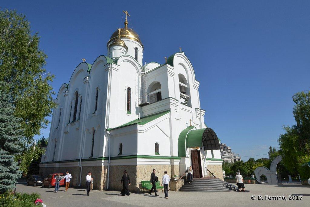 Tiraspol, Transnistria, Church of the Nativity