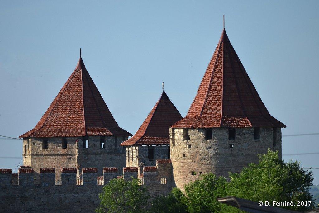 Bender, Transnistria, Tighina Fortress
