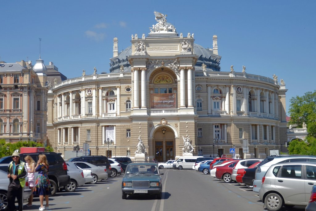 Odessa, Opera and Ballet Theater