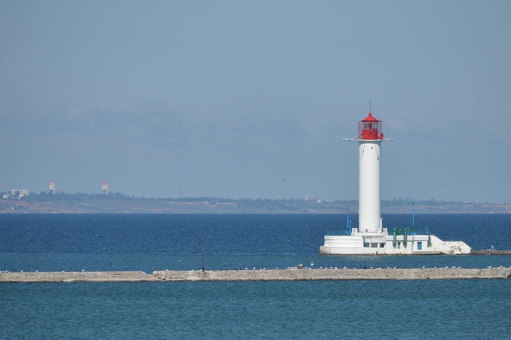 Odessa, The lighthouse