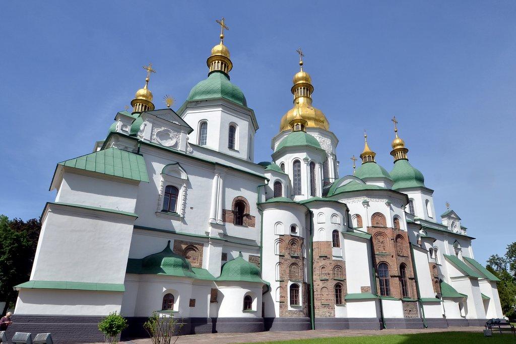Kiev, Saint Sophia's Cathedral