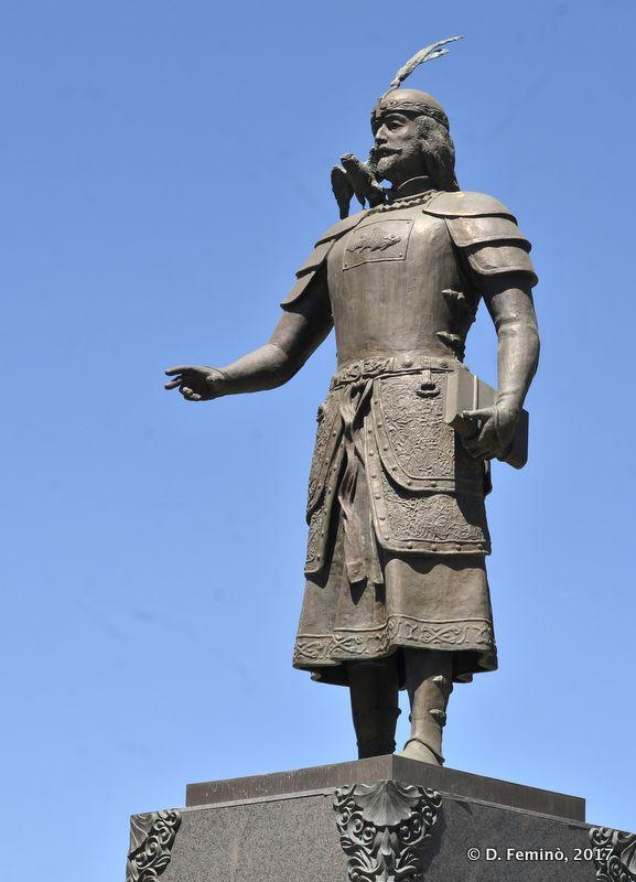 Marco Polo! (Ulaanbaatar, Mongolia, 2017)