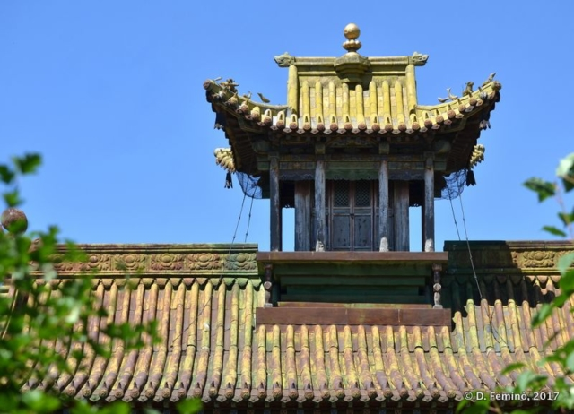 Palace of the Bogd Khan (Ulaanbaatar, Mongolia, 2017)
