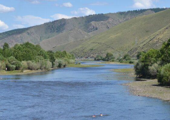 River Tuul