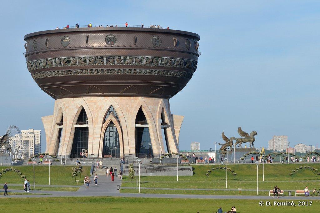 Kazan, the family centre (the cauldron)