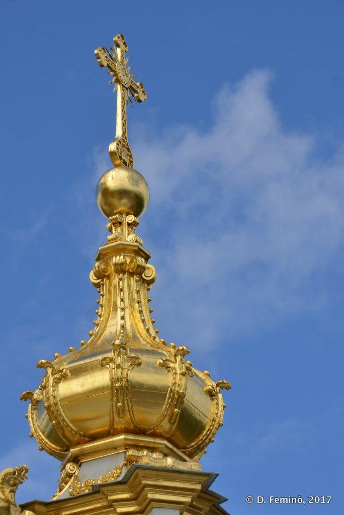 Peterhof, Saint Peter and Paul's Church
