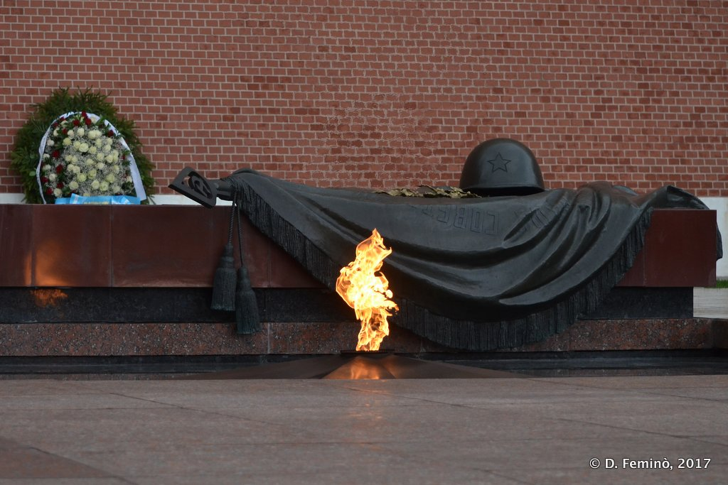 Moscow, Eternal Flame
