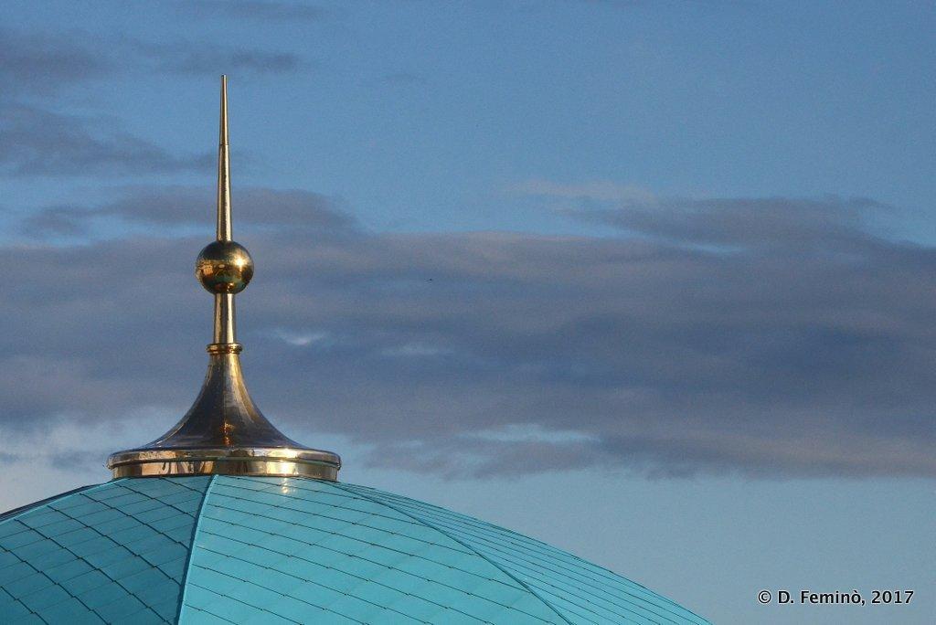 Kazan, Mosque's roof