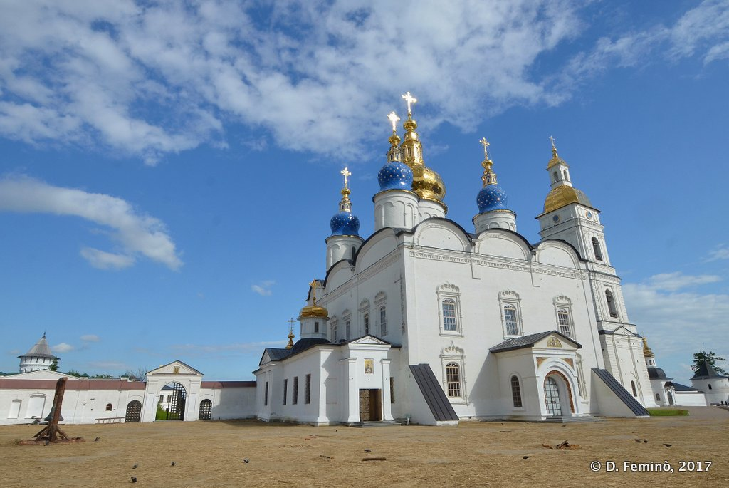 Tobolsk', Saint Sophia assumption's Cathedral
