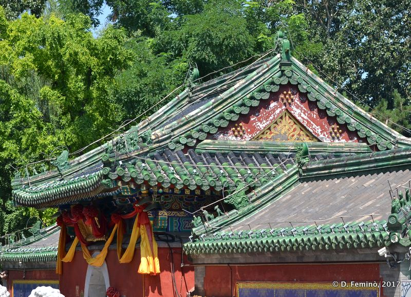 Huode Zhenjun temple