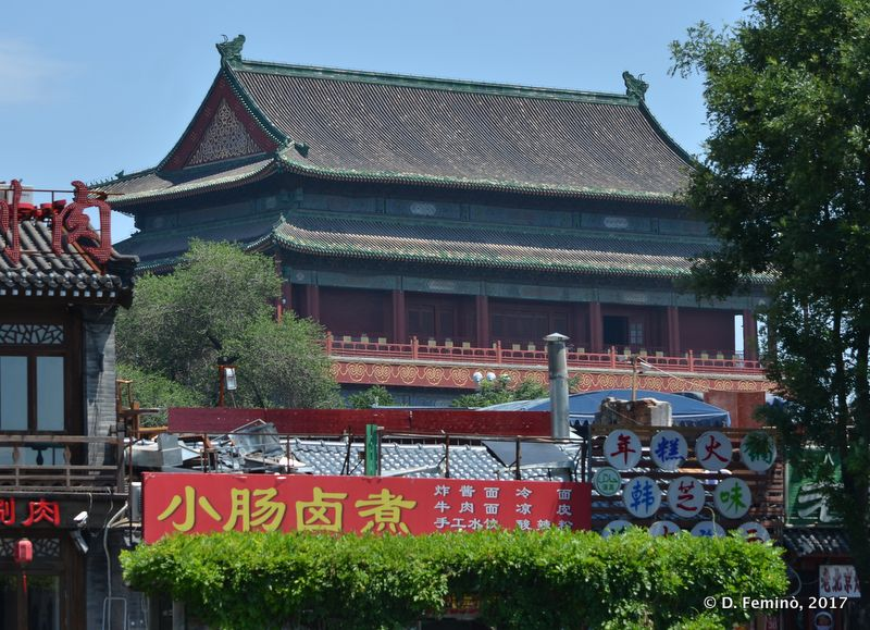 Temple in Beijing
