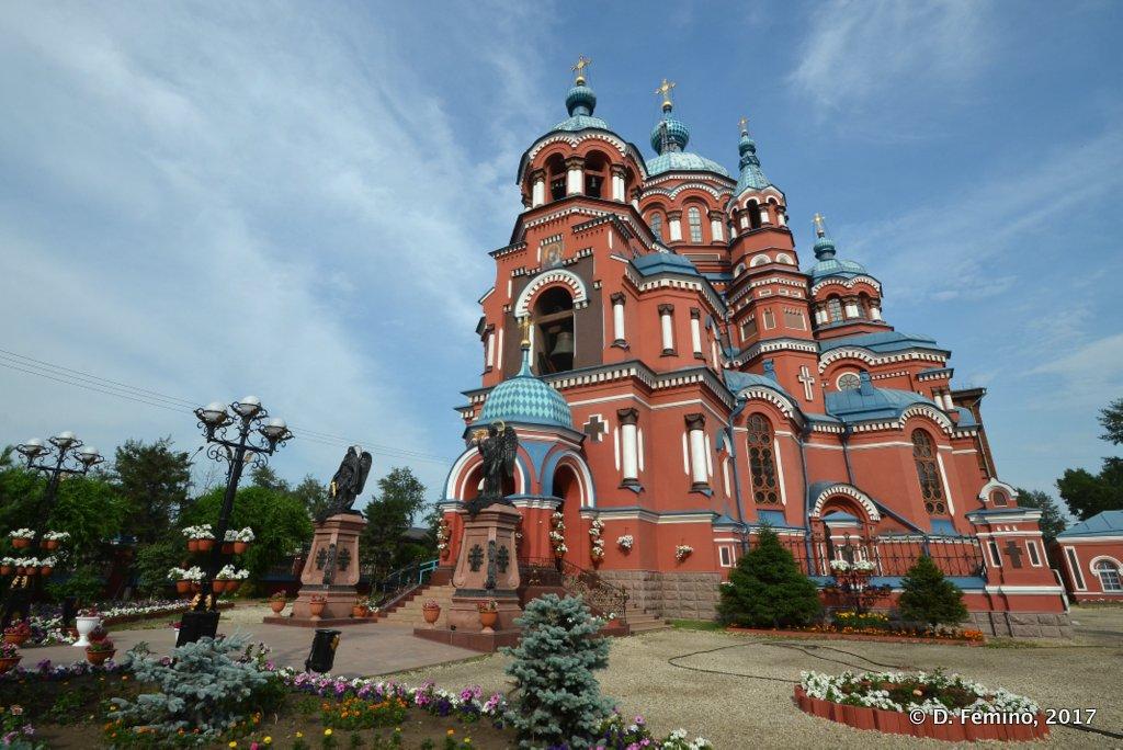 Irkutsk, Kazan Cathedral