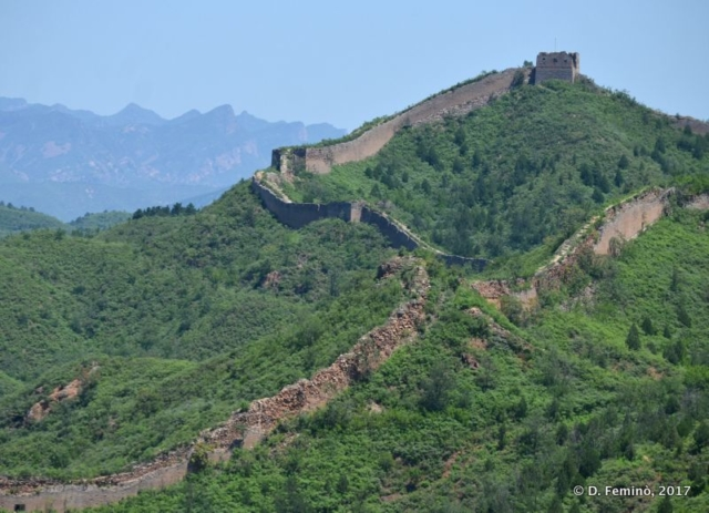 The Great Wall (China, 2017)