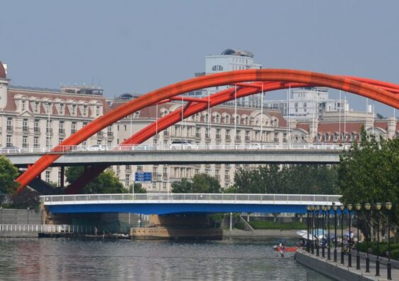 Bridge in Tianjin