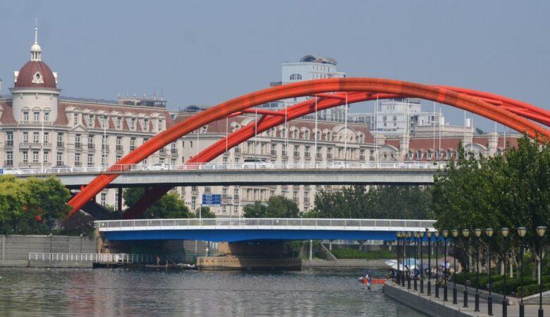 Bridge in Tianjin