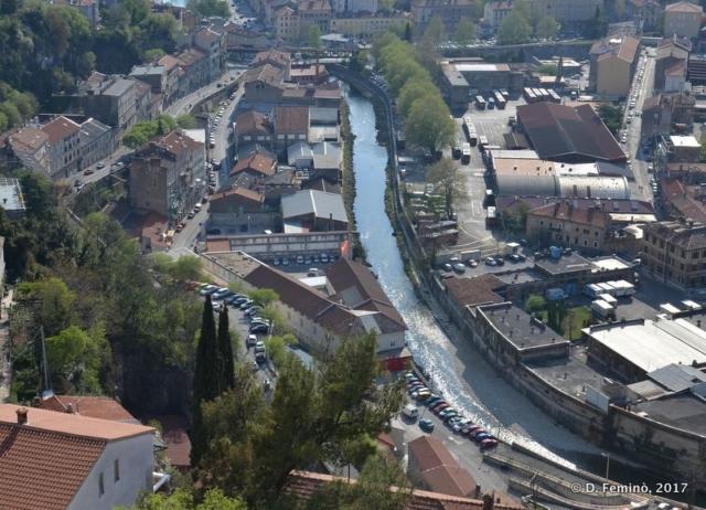 Stream in town (Rijeka, Croatia, 2017)