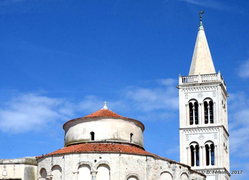 Church of St.Donat (Zadar, Croatia, 2017)