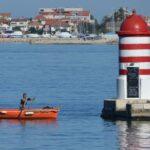 A Barkajol in Zadar