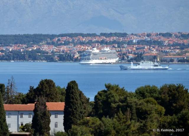Zadar is close (Preko, Croatia, 2017)