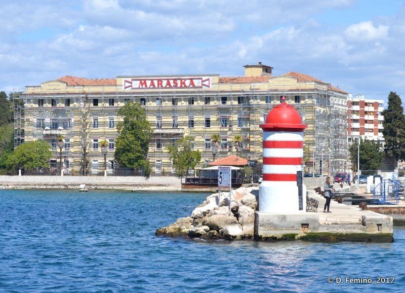 Maraska liquor factory (Zadar, Croatia, 2017)
