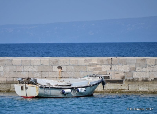 Small fishing boat (Trpanj, Croatia, 2008)