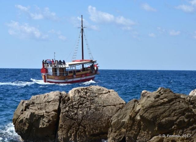 Fishing boat (Dubrovnik, Croatia, 2017)