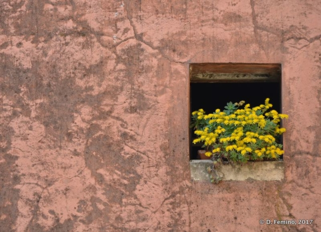 Small window (Vicenza, Italy, 2017)